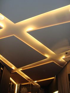 How to Install Suspended Ceiling . How to Install Suspended Ceiling . False Ceiling Design Gypsum Ceiling and False Ceilin… In Ceiling Plan, Ceiling Decor, Ceiling Lights, Ceiling Ideas, False Ceiling Living Room, Bedroom False Ceiling Design, Interior Design Engineering, Plafond Staff, Layout Design