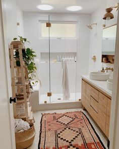 ikea bathroom Tassel Towels Parachute Home Bad Inspiration, Bathroom Inspiration, Bathroom Ideas, Ikea Bathroom, Neutral Bathroom, Bathroom Organization, Bathroom Inspo, Disney Bathroom, Bath Ideas