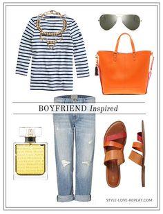 What To Wear: Boyfriend Inspired