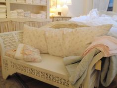 Hammers and High Heels: A Peek Inside Rachel Ashwell's Shabby Chic Store in Soho