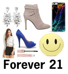 """""""F is for Forever 21"""" by patriotsfan101 ❤ liked on Polyvore featuring art"""