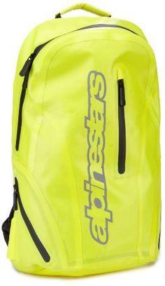 Alpinestars Men's Slipstream Backpack, High Vis Yellow, One Size