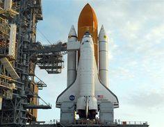 Impactantes imágenes del transbordador Endeavour (© NASA)