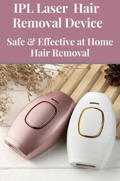 Underarm Hair Removal, Ipl Laser Hair Removal, Remove Unwanted Facial Hair, Unwanted Hair, Pulse Light, At Home Hair Removal, Hair Removal Machine, How To Make Hair, Skin Treatments