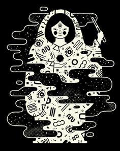 Camille Chew aka lordofmasks on Tumblr Art...  