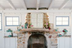 Leo Carrillo Ranch Wedding - photo by The Melideos http://ruffledblog.com/leo-carrillo-ranch-wedding