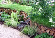 borders for small flower gardens | Four Winds Water Garden