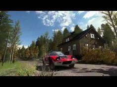 DiRT Rally » 1970s Open-Meisterschaft » Jämsä – Finnland…