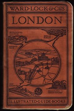 Found Guide to London (Ward Lock & Co. 1934)