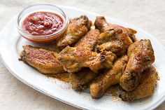 Old Bay Chicken Wings