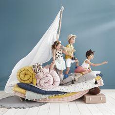 Muebles, decoración y textil para la habitaciones infantiles   Maisons du Monde