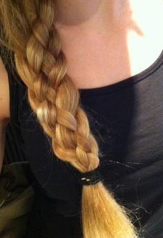 How to 5 strand Braid