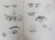 Catálogo de gestos. Victoria Orozco