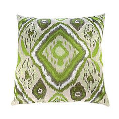 Kim Seybert Ikat Decorative Pillows