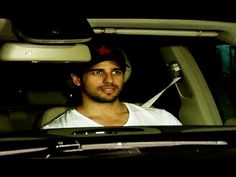 Sidharth Malhotra at special screening of DEAR ZINDAGI movie.