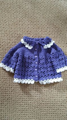 Check out this item in my Etsy shop https://www.etsy.com/listing/285958735/baby-sweater