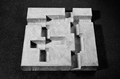 Modello Atelier Aires Mateus - Accademia di architettura di Mendrisio 2011