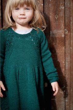 Ruby kjole (Opskrift) - Thea Rytter