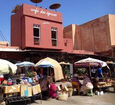 cafe des epices marrakech restaurant - Google Search