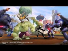Disney Infinity: 3.0 Edition, Download For Xbox 360 - PS4 - YouTube