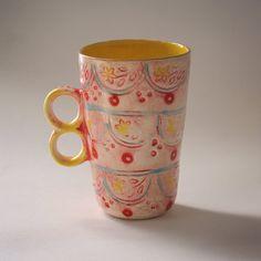 20 oz. Handmade Ceramic Mug
