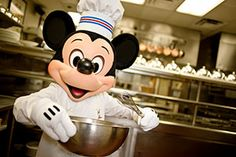 Cheff Mickey #WaltDisneyWorld