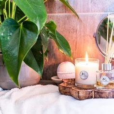A huge thank you to @thatstotallyfetch_sa for yet another gorgeous photo of our products!  www.kitafragrances.com  #scentedcandles #reeddiffusers #perfume #liveluxury #kitafragrances #bathroomdecor Scented Candles, Fragrances, Perfume, Table Decorations, Luxury, Instagram, Home Decor, Products, Decoration Home