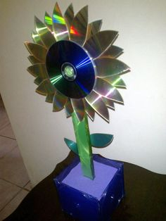 cd flower
