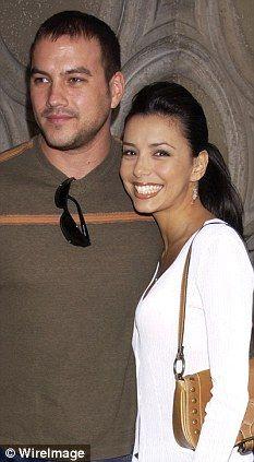 Celebrity Marriage: Eva Longoria & Tyler Christopher, (m. 2002-2004)