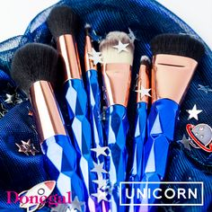 Magic UNICORN #brush #make-up #makeup #beauty #gift #tale #beauty #makijaż #jednorożec #bajka #magia