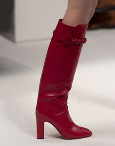 Discover the latest in designer apparel and accessories by legendary Italian fashion designer Valentino Garavani. Shop now at the official Valentino Online Boutique. Valentino Boots, Valentino Women, Valentino Red, Valentino Couture, Heeled Boots, Bootie Boots, Shoe Boots, Fall Winter Shoes, Shoes 2015