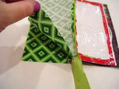 Candy Wrapper Pouch Tutorial {Guest Post from Punkin Patterns}