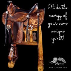 Horse Tack, Saddles, Cowboy Boots, Westerns, First Love, Shoes, Fashion, Leather, Roping Saddles