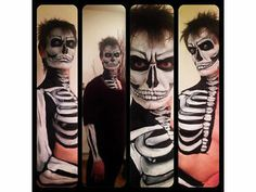 Dreams and Screams - Face painting, glitter tattoos, horror/SFX makeup and party venue hire. Meersbrook Picture 1