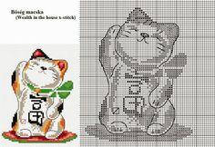 los gráficos del gato: GATITOS DE LA SUERTE
