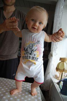 Jumpsuit Spiderman