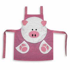 Children's Pig Apron - BedBathandBeyond.com