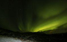 Luces del Norte en Abisko Laponia Sueca by El Coleccionista de Instantes . on 500px