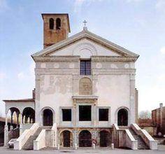 San Sebastiano, by Leon Battista Alberti, at Mantua, Italy, 1459