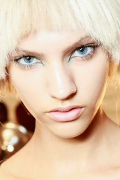 Marc Jacobs SS 2014: Make up inspiration