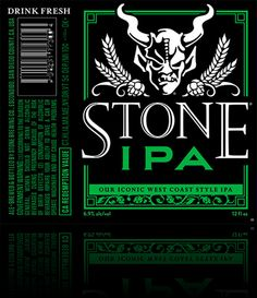 mybeerbuzz.com - Bringing Good Beers & Good People Together...: Stone - IPA