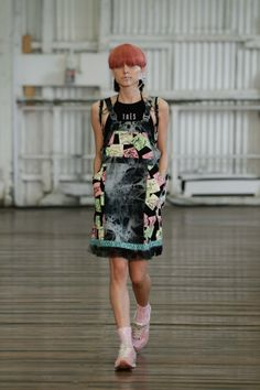 Emma Mulholland Spring-Summer 2014-2015 (southern hemisphere - collection shown in April 2014)
