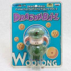 Dragon Ball Z Oolong Collection Sofubi Figure 2 Banpresto  JAPAN ANIME