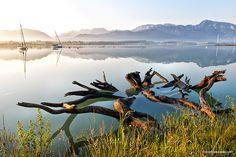 Der #Forggensee im #Allgäu #Sommer. #Bayern #DasOriginal http://www.bayern.by/bayern-sommer-das-original