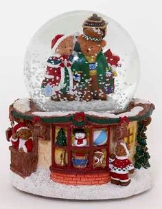Unique Snow Globes - Bing Images Christmas Snow Globes, Merry Christmas, Unique Snow Globes, Chrissy Snow, Musical Snow Globes, I Love Snow, Water Globes, Christmas Decorations, Christmas Ornaments