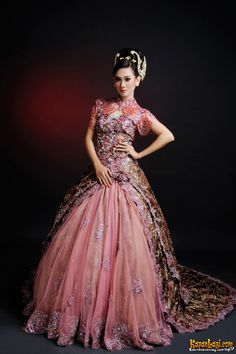 Clothes Indonesian Formal Kebaya Dresses And Wedding