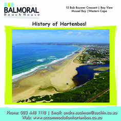 Self Catering Accommodation in Hartenbos South African Railways, Provinces Of South Africa, Holiday Resort, Bay Area, Beach House, Cape, History, Outdoor, Beach Homes