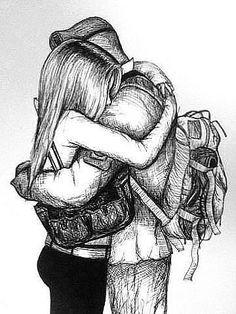 grafika love, couple, and hug