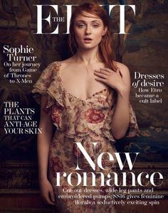 Game of Thrones Sansa Stark Covers April Issue Of Edit Magazine