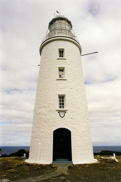 Cape Bruny #Lighthouse - Tasmania,  #Australia - Flickr  -  http://dennisharper.lnf.com/
